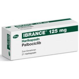 Изображение товара: Ибранс Ibrance (Палбоциклиб) 125 мг/21 капсул