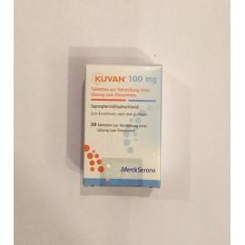 Изображение товара: Куван Kuvan 100 мг/30 таблеток