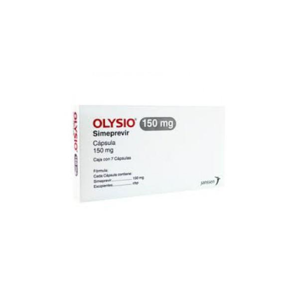 Олисио Olysio (Симепревир) 150 мг/28 капсул