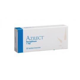 Изображение товара: Азилект AZILECT 1 mg/30 Шт