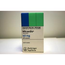 Изображение товара: Микардис MICARDIS 40MG /98 Шт
