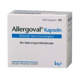 Изображение товара: Аллерговал ALLERGOVAL 100 шт