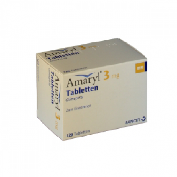 Амарил AMARYL 3MG - 120 Шт