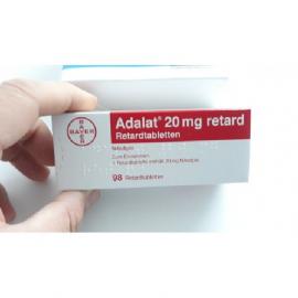 Изображение товара: Адалат ADALAT RETARD - 100 ШТ