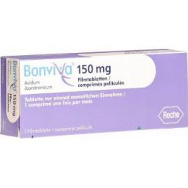 Изображение товара: Бонвива Bonviva  150 мг/3 таблетки
