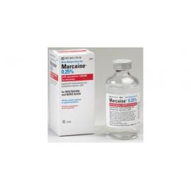Изображение товара: Бупивакаин (Маркаин) Bupivacain (Marcaine) 0,25% 10х5 мл