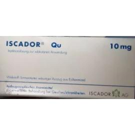 Изображение товара: Искадор ISCADOR QU 10 мгx7 флаконов