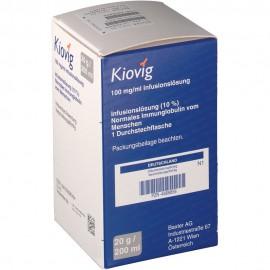 Изображение товара: Киовиг KIOVIG 100MG/ML - 10 Мл