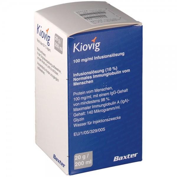 Киовиг KIOVIG 100MG/ML - 25 Мл