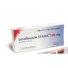 Изображение товара: Левофлоксацин LEVOFLOXACIN 500MG - 10 ШТ