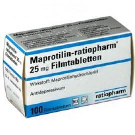 Изображение товара: Мапротилин MAPROTILIN 50 Мг - 100 Шт
