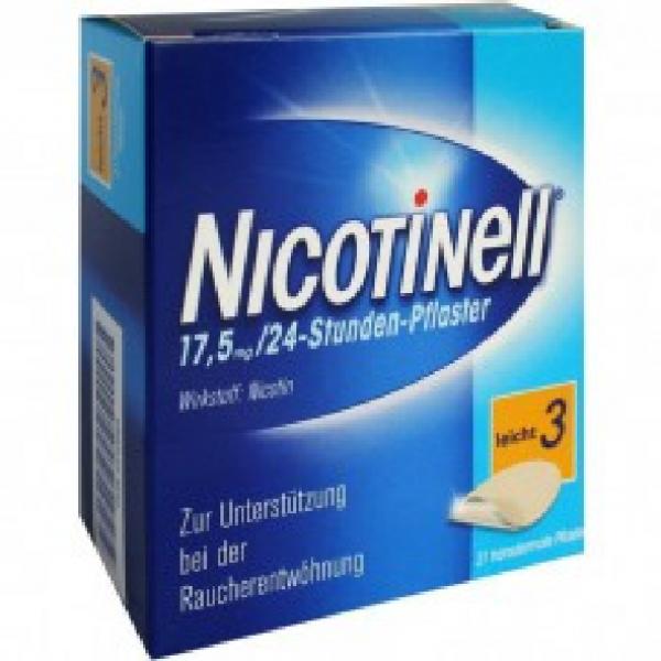 Никотинелл Nicotinell 14 mg - 21 Шт
