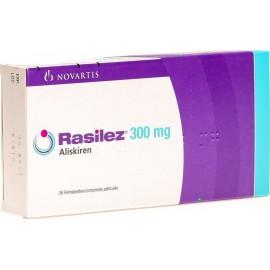 Изображение товара: Расилез RASILEZ 300MG - 56 Шт