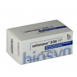 Изображение товара: Селеназа SELENASE 300 - 100 Шт