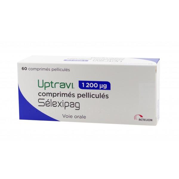 Селексипаг Уптрави Uptravi 1200 60 таблеток
