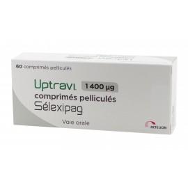 Изображение товара: Селексипаг Уптрави Uptravi 1400 60 таблеток