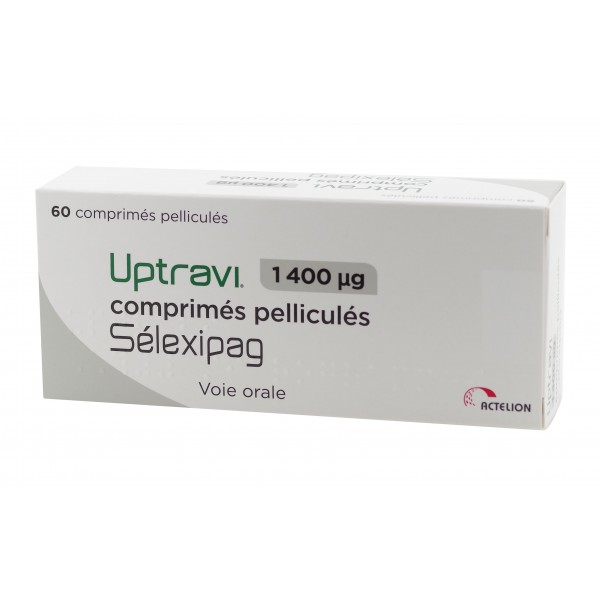 Селексипаг Уптрави Uptravi 1400 60 таблеток