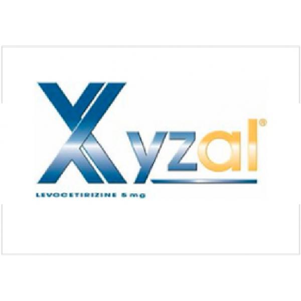 Ксизал XYZAL 5 mg/100 шт