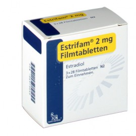 Изображение товара: Эстрифам ESTRIFAM 2MG 3X28 Шт