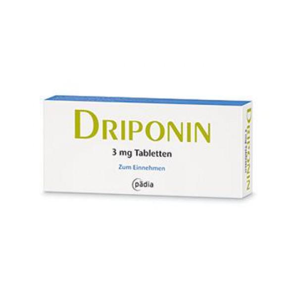 Ивермектин (Дрипонин) Ivermectin 4 Шт