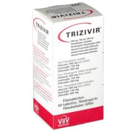 Изображение товара: Тризивир Trizivir  / 60 таблеток