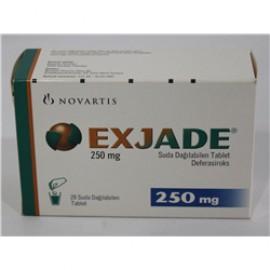 Изображение товара: Эксиджад Exjade 180 мг/90 таблеток