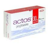 Актос Actos 30MG/196 Шт