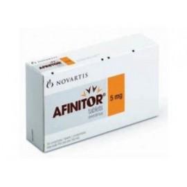 Изображение товара: Афинитор Afinitor 5 мг/30 таблеток