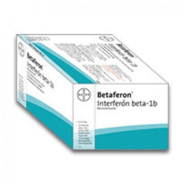Бетаферон Betaferon 250UG/ML 3MONAT/3X14 шт