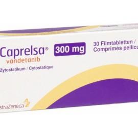 Изображение товара: Капрелса Caprelsa (Вандетаниб) 300 мг/30 таблеток