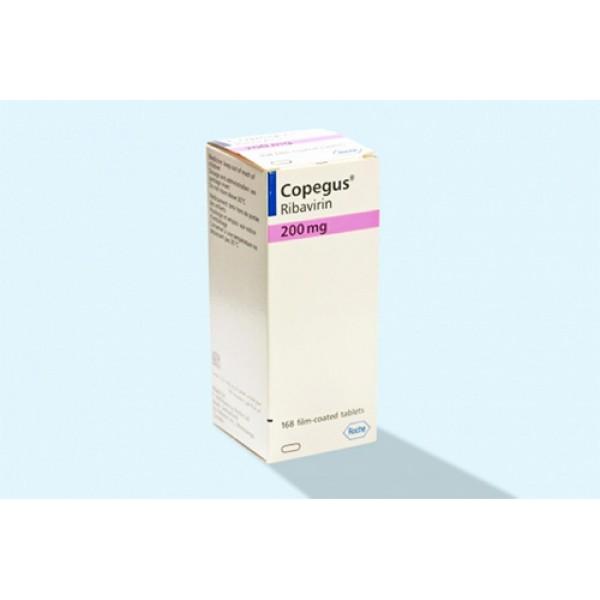 Копегус Copegus 200MG/168 Шт