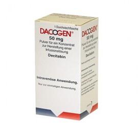Изображение товара: Дакоген Dacogen 50 мг/1 флакон