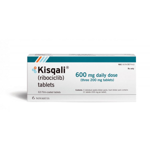 Кискали Kisqali 200 MG/3х63 шт