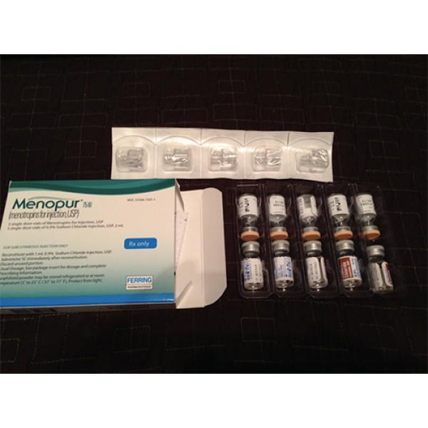 Менопур Menopur HP 75I.E.+Zubehoer/ 5Шт