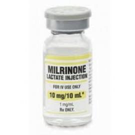 Изображение товара: Милринон Milrinon Hikma 1MG/ML 10X10 ml