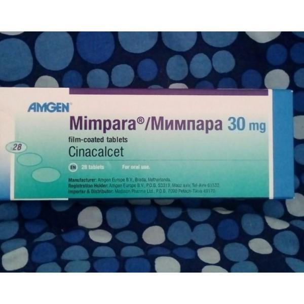 Мимпара Mimpara 30MG/ 84 Шт