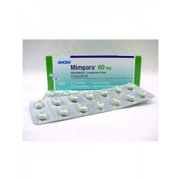 Мимпара Mimpara 60MG/ 84 Шт
