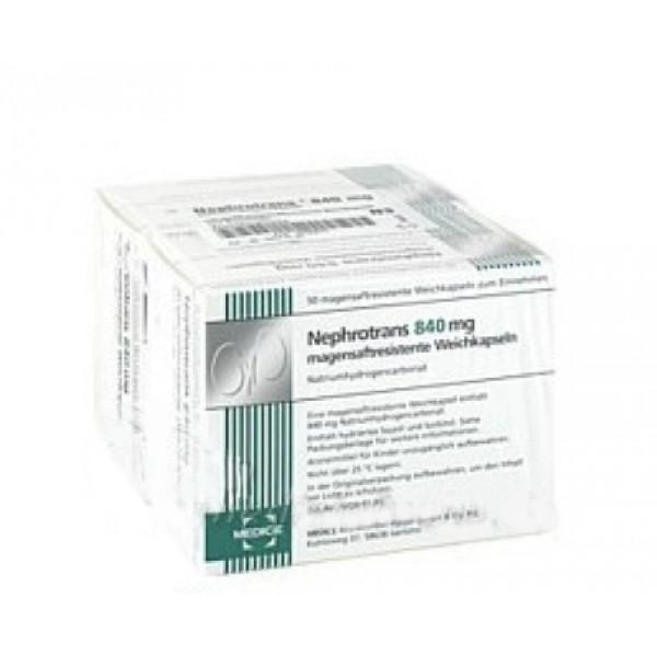 Нефротранс Nephrotrans 840Mg/500 Шт