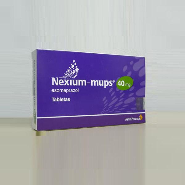 Нексиум Nexium Mups 40MG/90 Шт