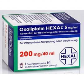Изображение товара: Оксалиплатин Oxaliplatin WIN5MG/ML200MG/40Ml
