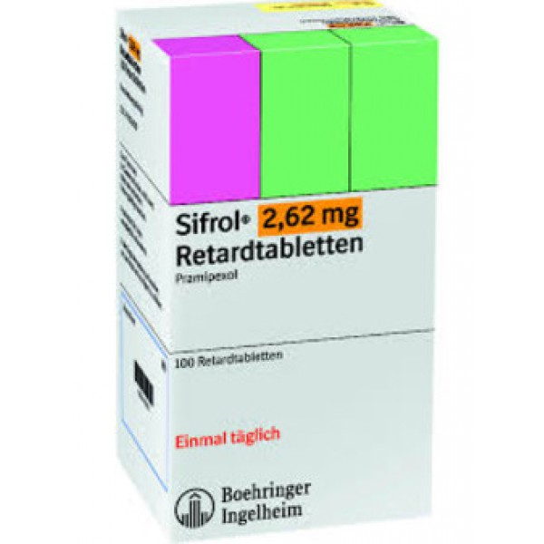 Сифрол Sifrol 2.62MG/100 шт
