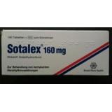 Соталекс Sotalex 160 MG / 100 Шт