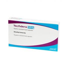 Изображение товара: Текфидера Tecfidera (Диметилфумарат) 240 мг/ 56 капсул