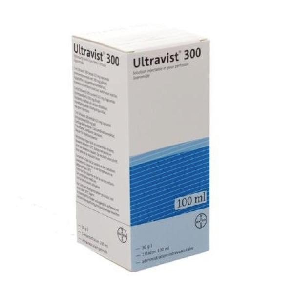 Ультравист Ultravist 240 10х50 Мл