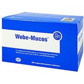 Изображение товара: Вобе-Мукос Wobe-Mucos 360 шт