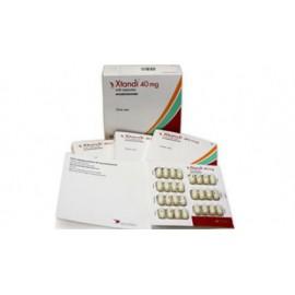 Изображение товара: Кстанди Xtandi (Энзалутамид) 40 мг/112 капсул