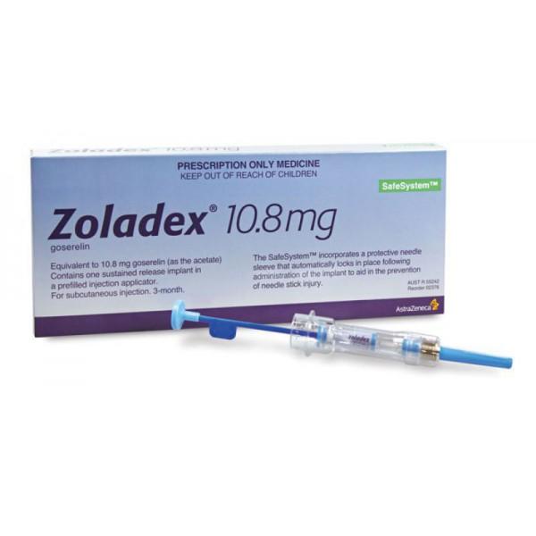 Золадекс Zoladex 10.8 Mg - 2 Шт